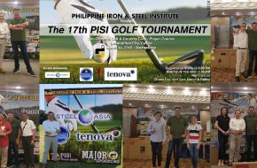 IB Asia with partners join the 17th PISI golf tournament