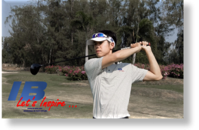 IB Asia is proud to sponsor Khun Natdanai Rattanaprapha for his 2019 golf challenger
