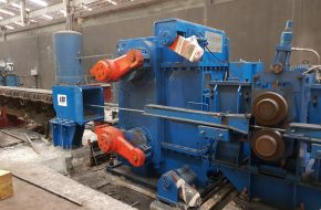 IB Asia successfully installed new shear at Millcon Rayong mill