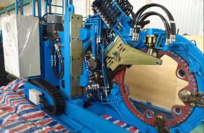 IB Asia successfully installed new binding at Millcon Bangkok Mill (See Video inside)